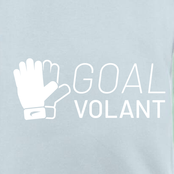 Sweat Col Rond Goal Volant