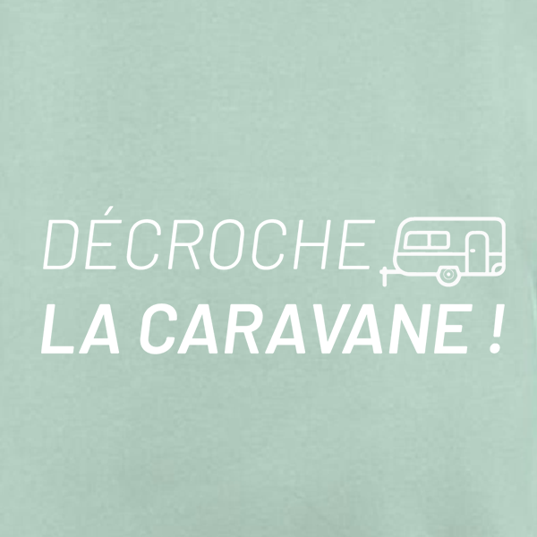 Sweat Col Rond Décroche La Caravane
